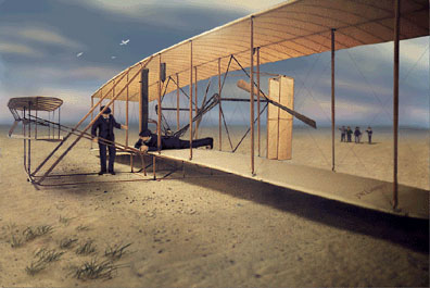 Wright Brothers 1903 Flyer