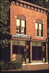 Wright Brothers shop